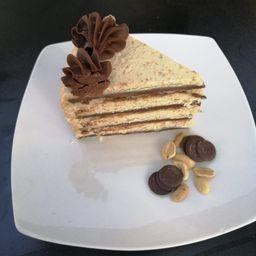 Torta Panqueque Mani