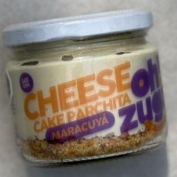 Cheesecake con Parchita (Maracuyá)