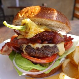 Smoky Burger