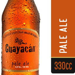 Guayacan Pale Ale 330 ml
