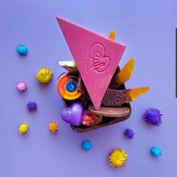 Mini Buffet de Chocolate Vegano