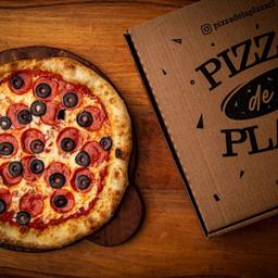 Pizza la Pepperoni más Palitos (6 Un)