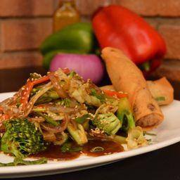 Chop Suey Pollo y Vegetales