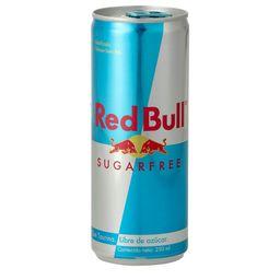 Red Bull Sugar Free Lata 250ml