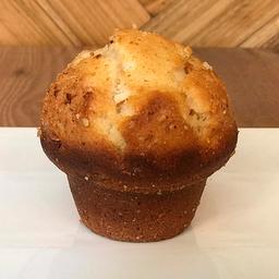 Muffin Americano Relleno de Manjar