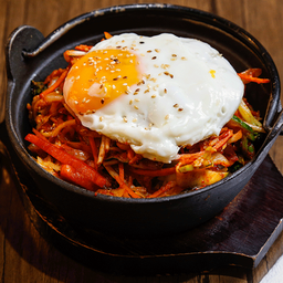 Kimchi Dop Bap
