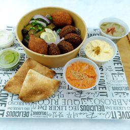 Mix Árabe Vegano