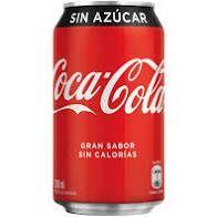 Coca Cola sin Azúcar 350 ml