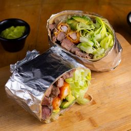 Burrito chuletote