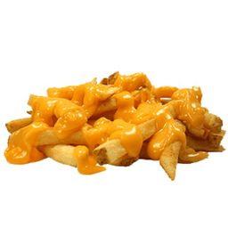 Cheddar Fries Grande