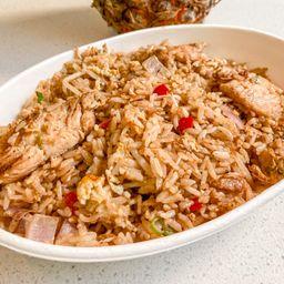 Arroz Chufa Con Pollo