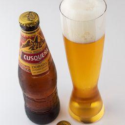 Cerveza Cusqueña Dorada 330ml