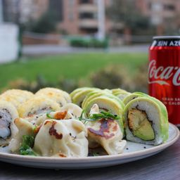 Asahi Lunch (25 Piezas)