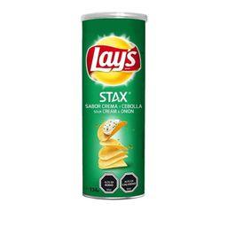 Lay´s Stax Crema y Cebolla 134gr
