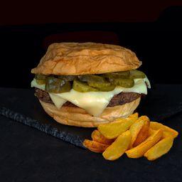 Combo Hamburguesa Vegetariana Especial