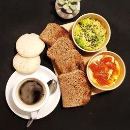 Desayuno Sathiri Vegan