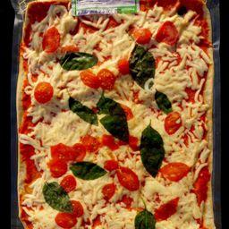 Pizza a la Piedra Caprese