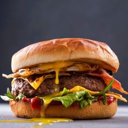 Uzumaki burger