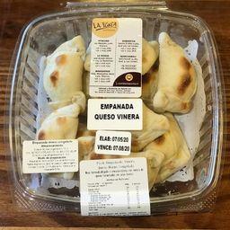Pack Empanadas Queso Vineras - 10 Unidades