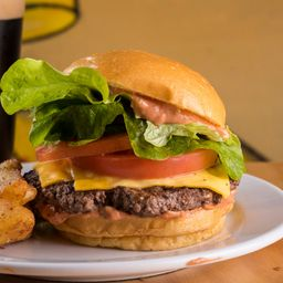 2x1 Classic Burger Simple