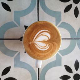 Café Vainilla Latte sin Azúcar