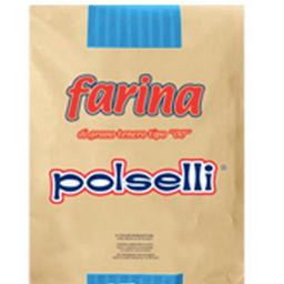 Polselli / Harina 00 Azzurra para Pan 1 kg