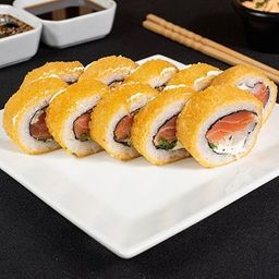 Roll Sake Ebi Hot