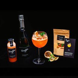 Maracuyá Spritz - Cocktail de Autor