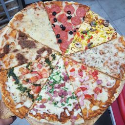 Pizza Completa Simple
