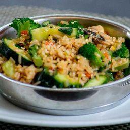 Combo Chaufa Vegetariano