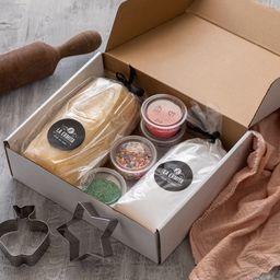 Box para Cocinar Galletas Vainilla