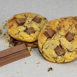 6 Galletas Chips Nutella Kit-kat