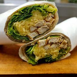 Wrap Clasico de Pollo