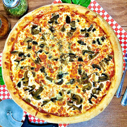Pizza Champiñones Familiar (38cm)