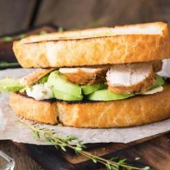 Sandwich Pollo/palta