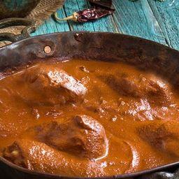 Chocolate Curry