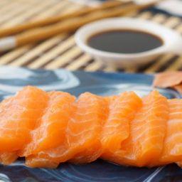 Sashimi Salmon X6