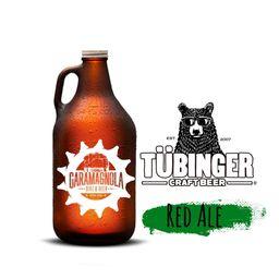 Tubinger Red Ale + Envase Growler