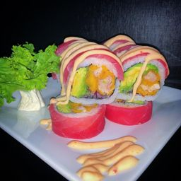 Roll Sakana Acevichado
