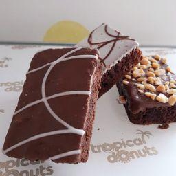 Brownie Chocolate Blanco