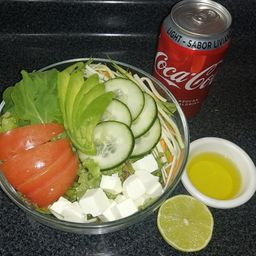 Combo Ensalada Vegetariana