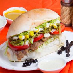 Sándwich Gourmet Chilenazo