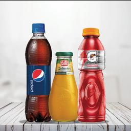 2x Gatorade, Jugo 350 ml O Bebida 500 ml