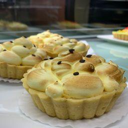 Mini Pie de Maracuyá
