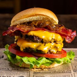 Classic Special Burger Doble