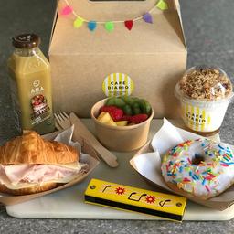 Caja Desayuno Día del Niño