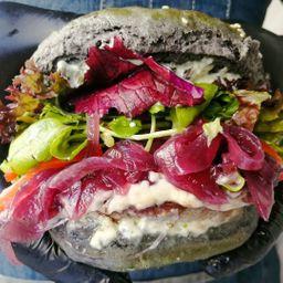 Orgasmatron Burger