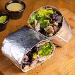 Burrito Rey Palomo