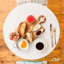 Desayuno Catuai