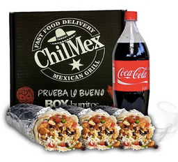 Chilmex Box Trio